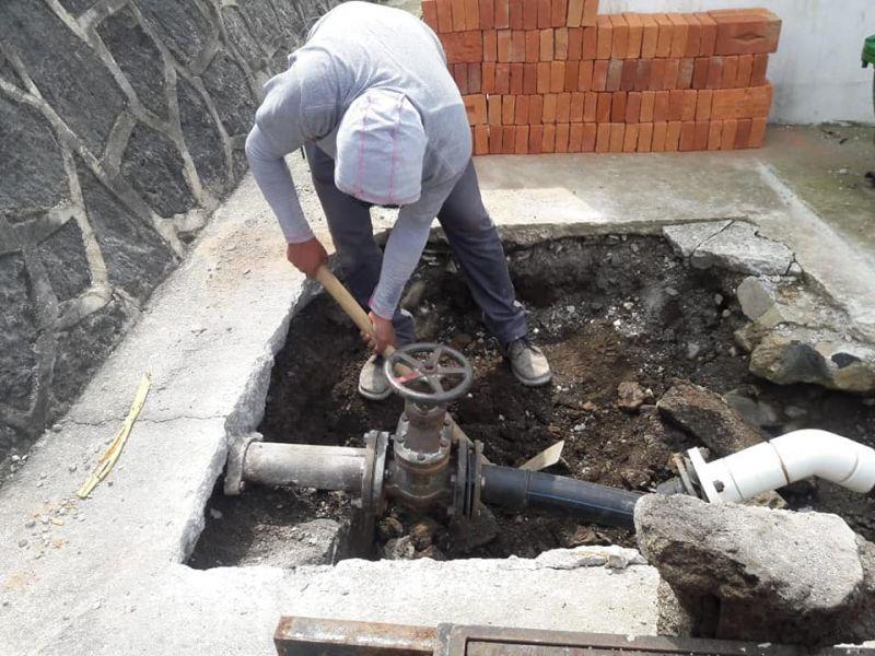 Optimización de la red de agua potable