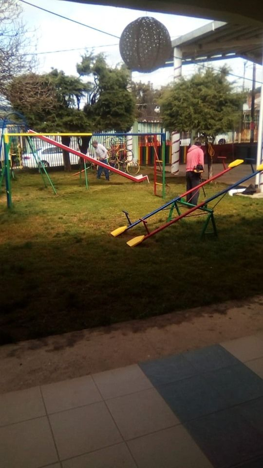 Rehabilitación de Áreas Verdes Escuelas