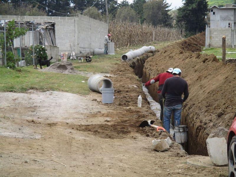 CONSTRUCCIÓN DE DRENAJE